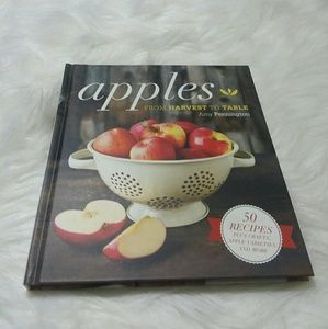 Other - Apples From Harvest to Table Book